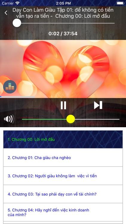 Tủ Sách Nói Pro screenshot-3