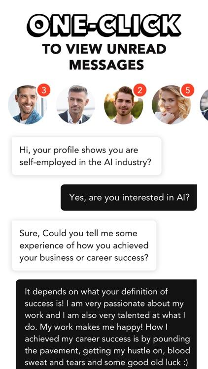 MM: Selective Dating App screenshot-3
