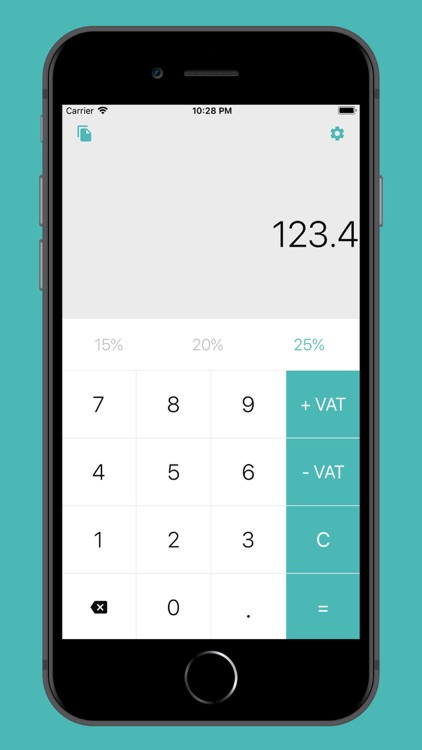 Simple Calculator for VAT screenshot-0