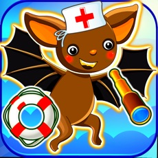 Activities of Dr. Bat. Save the animals!