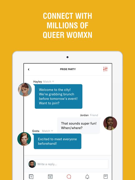 Her: Rencontre Lesbienne&LGBTQ