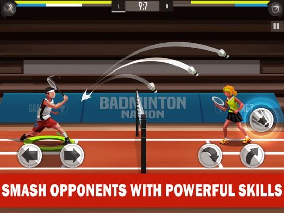 Скачать Badminton League