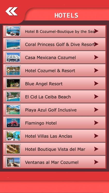 Cozumel Island Tourism Guide screenshot-4