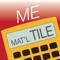 App Icon for Material Estimator Calculator App in United States IOS App Store