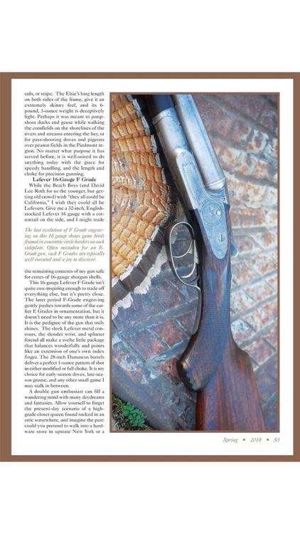 Double Gun Single Shot Journal screenshot-3