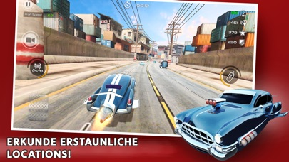 Screenshot 2 Rocket Carz Racing