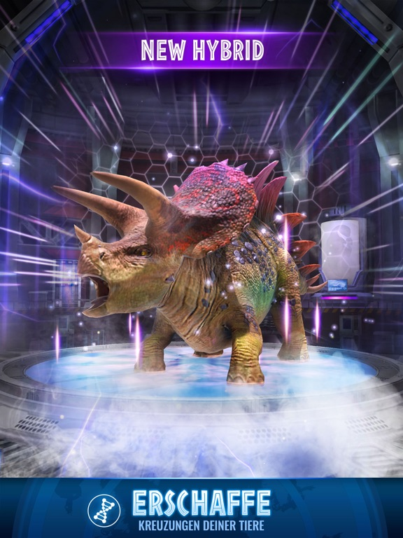 Screenshot 2 Jurassic World™ Alive