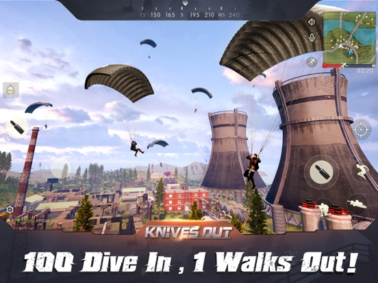 Knives Out для iPad