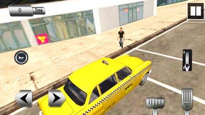 都市タクシードライバーカーシミュレーターのおすすめ画像4