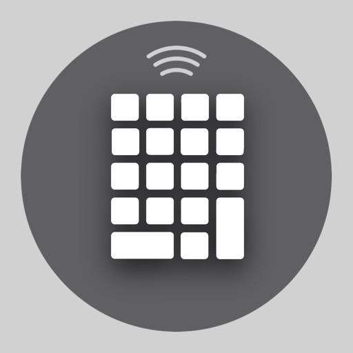 Remote KeyPad & NumPad Pro