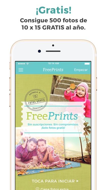 FreePrints - Fotos gratis