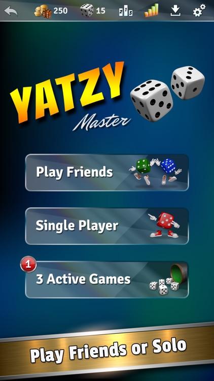 Yatzy Dice Master screenshot-8