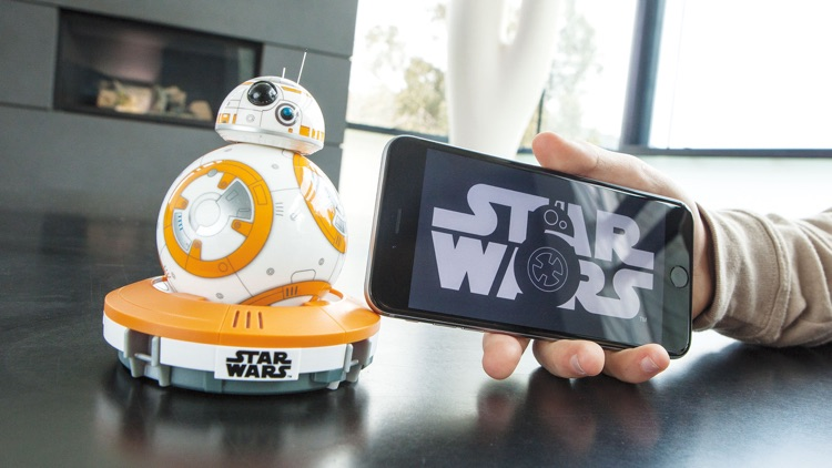 BB-8™ Droid App by Sphero screenshot-0