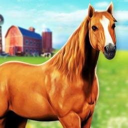 My Little Horse Caring Farm 3D