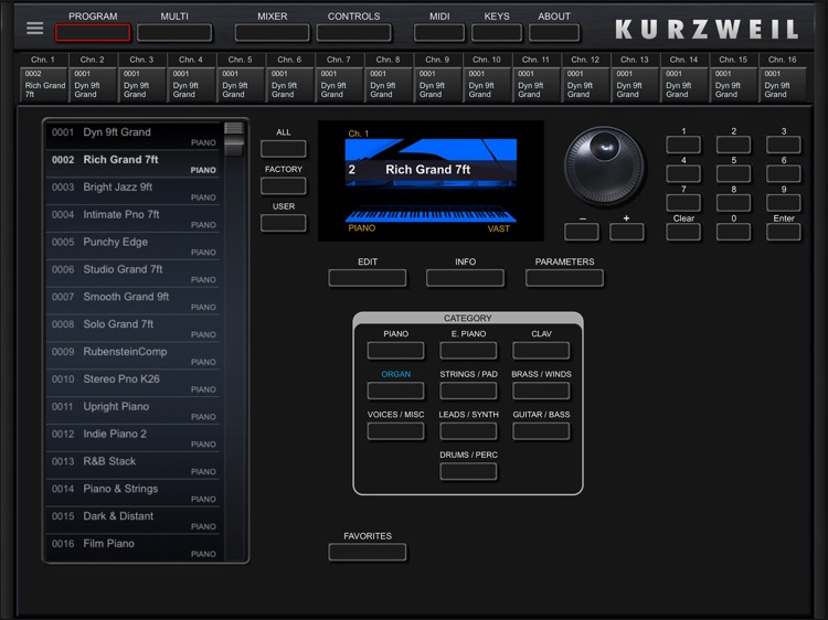 SP6 Sound Editor screenshot-0