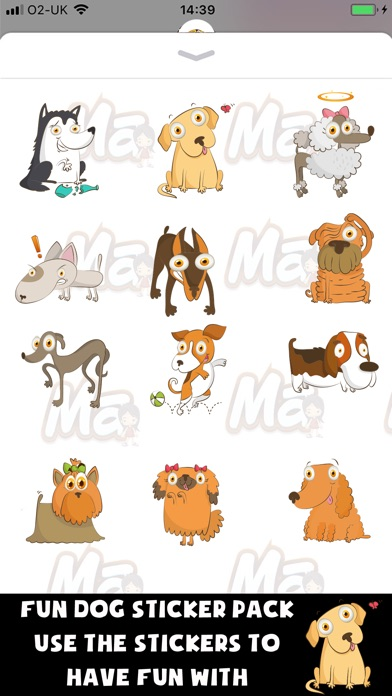 My Dog Stickers Screenshot 1