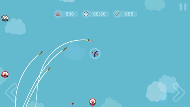 Missile Escape 2018 screenshot-5