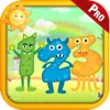 Monster Math Counting Kids App