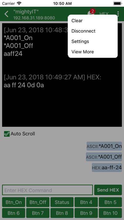 TCP Server screenshot-5