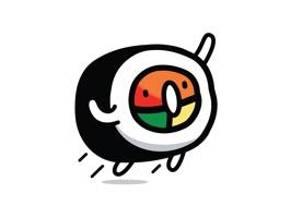 Sushi Land Animated Stickers