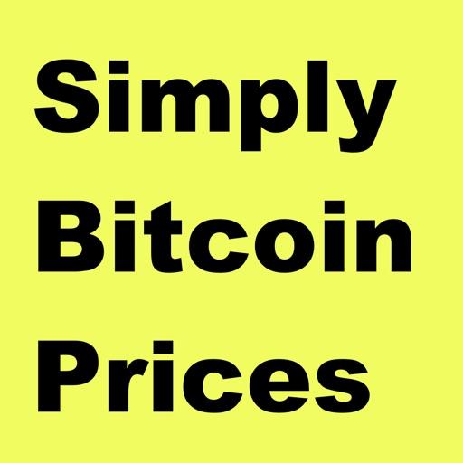 Simply Bitcoin Prices