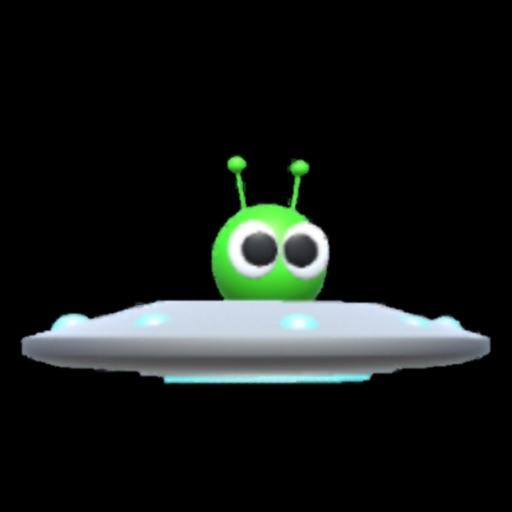 Clumsy Alien