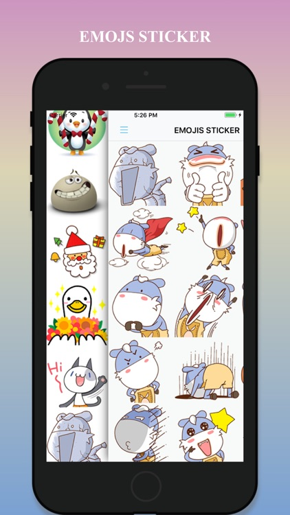 Emojis Sticker & Animated screenshot-6