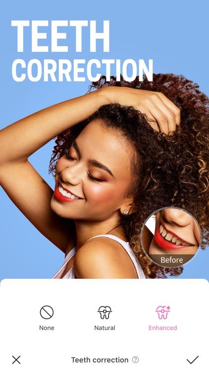 BeautyPlus-Snap,Retouch,Filter screenshot-7