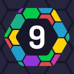 UP 9 - Hexa Puzzle!