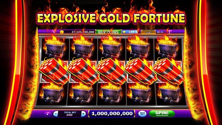 Billion Cash Slots-Casino Game screenshot-3