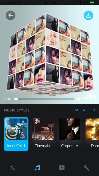 YouStar2: Music Video Maker screenshot-5