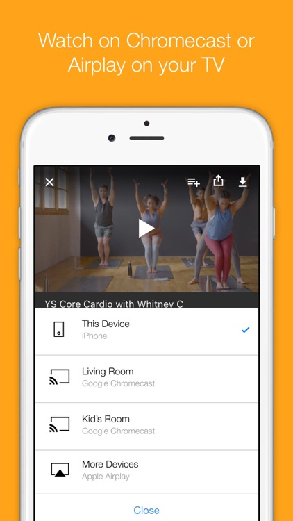 CorePower Yoga On Demand screenshot-3