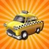 Line The Taxi Car