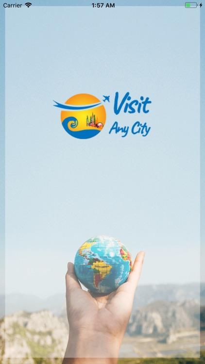 VisitAnyCity
