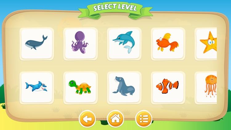 Animals - Kids Learning Games screenshot-5