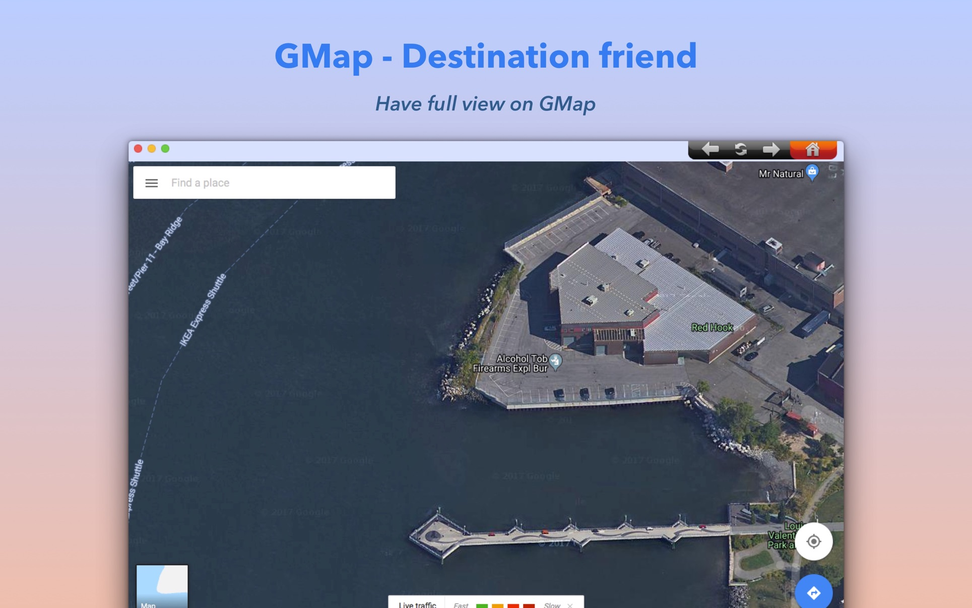 ‎GMap on the Mac App Store