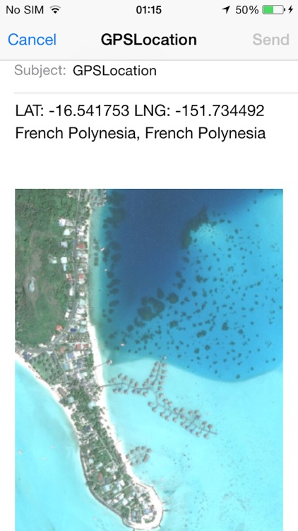 GPS Locations screenshot-4