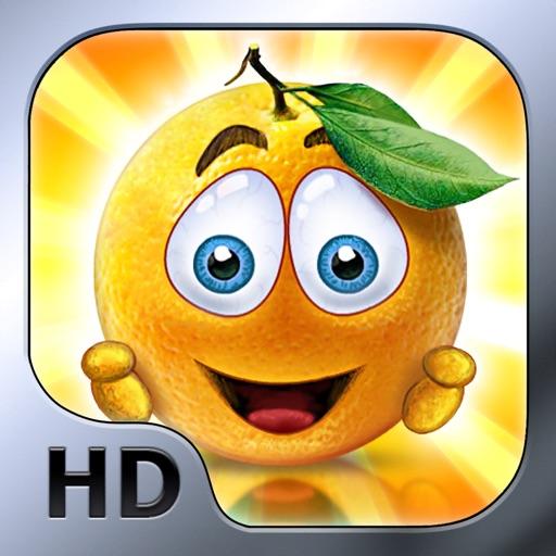 Icone Cover Orange HD