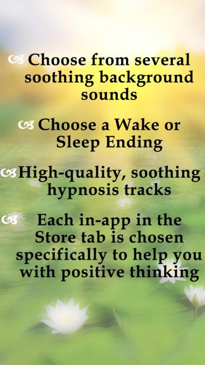 Positive Thinking Meditation screenshot-4