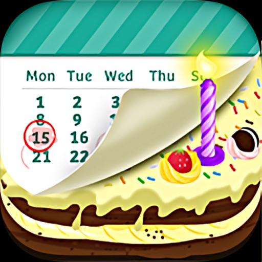 Birthday Calendar Elite
