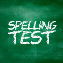 Spelling Test Quiz - Word Game