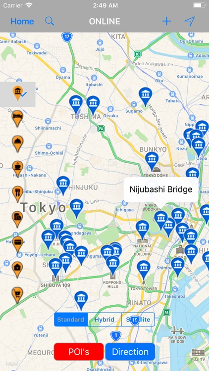 Tokyo (Japan) – City Travel screenshot-1