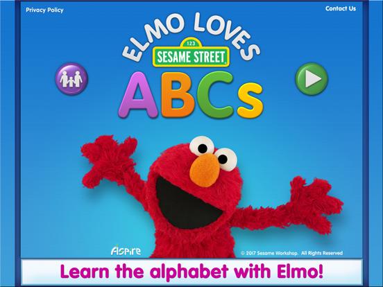 Elmo Loves ABCsのおすすめ画像1