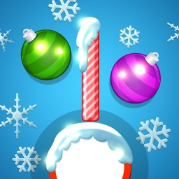 Candy Cane Juggling ! Top free christmas games , merry christmas countdown!