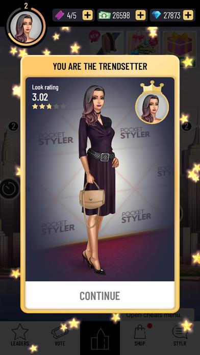 Pocket Styler: Fashion Stars screenshot 8