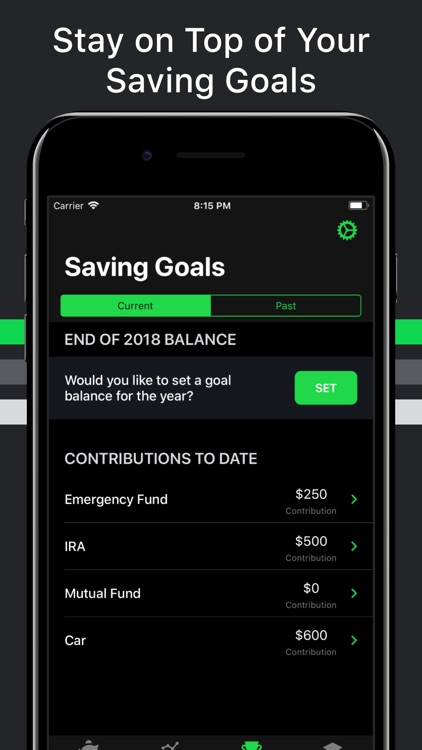 Cash Control Financial Planner screenshot-4