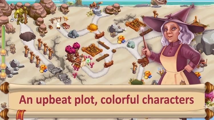 Gnomes Garden: The Lost King screenshot-4
