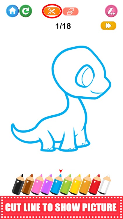 Learn How To Draw Animals Line