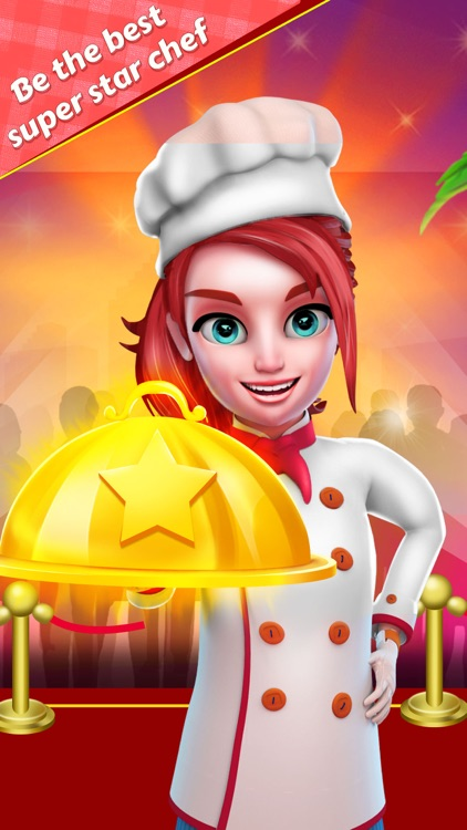 Kitchen Chef : Cooking Manager screenshot-4