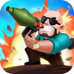 Shoot Zombies - Dash & Dodge